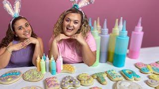 DIY Disney Easter Cookies!