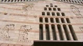 preview picture of video 'Nazareth - Basilica della Annunciazione'
