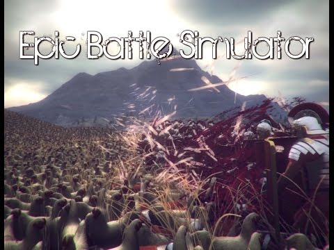 Ultimate Epic Battle Simulator - Official Trailer 1 thumbnail