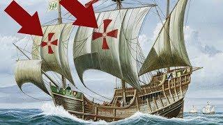 Смотри на паруса Тамплиеры первыми открыли Америку