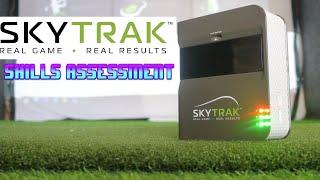 Skytrak – Game Improvement – Skills Assessment on my home golf simulator