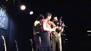 Goin Across The Sea - Corn Potato String Band - Live at The Ark, 24 March 2015