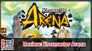 [Rezension] Krosmaster Arena - Pegasus Spiele - Brettspiel