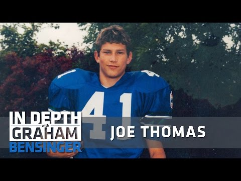 Video Joe Thomas' massive puberty growth spurt