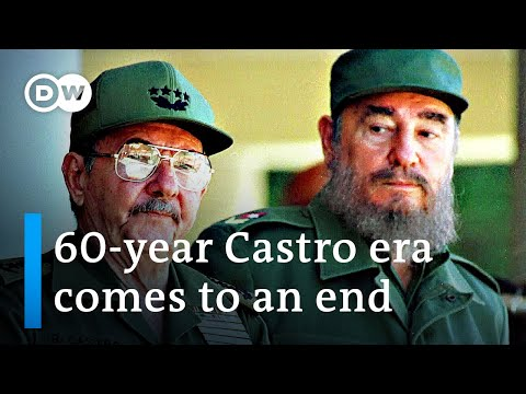 Raul Castro steps down as head of Cuba's Communist Party | DW News