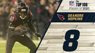 #8: DeAndre Hopkins (WR, Cardinals) | Top 100 NFL Players of 2020