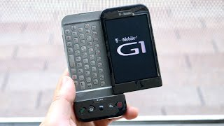 HTC G1 In 2020! (First Android Phone Ever Made) (Review)