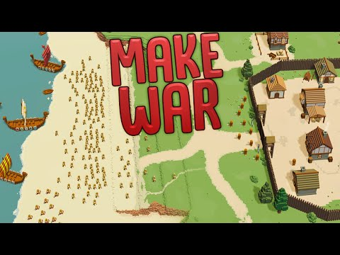 Invading Historic Battles With An Alien Army - Totally Accurate Alien Simulator - Make War Gameplay
