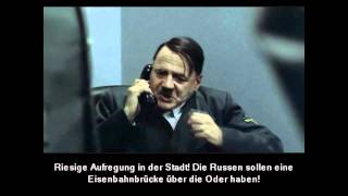 Hitler phone scene (original German subtitles)