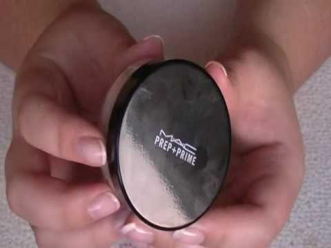 Prep + Prime Transparent Finishing Powder by MAC #10