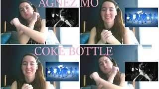 AGNEZ MO Coke Bottle [ft Timbaland, TI] MV Reaction