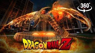 Dragon Ball Z: Shenron summoning in 360 VR