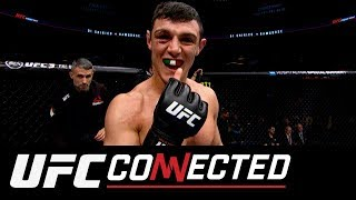 UFC Connected: Episode 11 - Darren Stewart, Alessio Di Chirico, Carlo Pedersoli