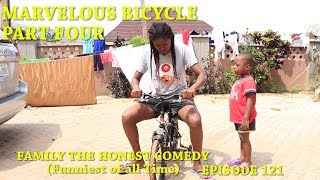 MARVELOUS BICYCLE PART 4 (Mark Angel Comedy) (Family The Honest Comedy) (Episode 121)