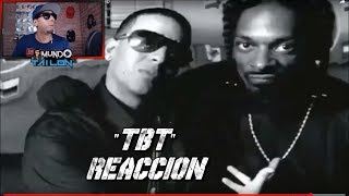 Daddy Yankee & Snoop Dogg - Gangsta Zone [Official Music Video] - Reaccion TBT