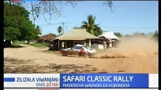 East Africa Classic Safari Rally yaingia siku ya tisa, mvua ikihujumu shindano | #ZILIZALAVIWANJANI