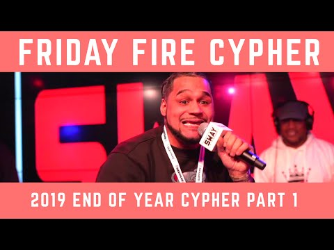 2019 Sway In The Morning End of Year Cypher Part 1 | SWAY'S UNIVERSE