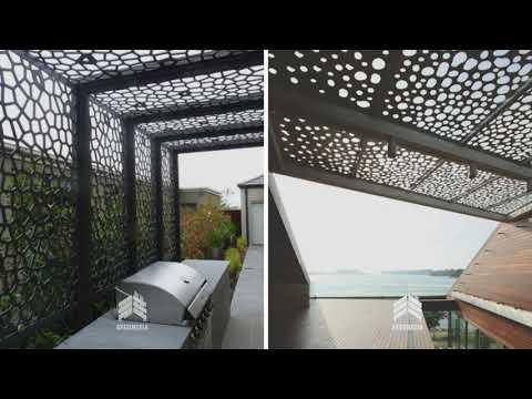 canopy laser cut | canopy minimalis | desain kanopi | canopy laser metal | by argonesia