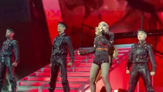 Madonna NYC World Pride Island Pier Dance 2019
