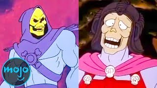 Top 10 Unnecessary Cartoon Character Redesigns