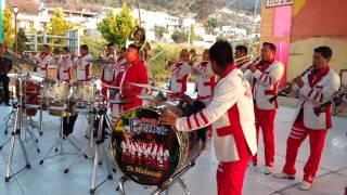 El Son de la Negra Banda Perla de Michoacan Santa Catarina del Monte Texcoco 2016