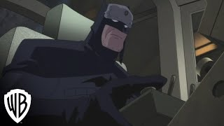 Superman: Red Son | Batman Steals A Helicopter | Warner Bros. Entertainment