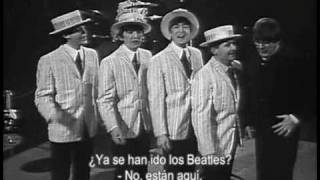 The Beatles - The Morecambe And Wise Show (Moonlight Bay)