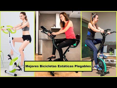 🥇 3 Mejores Bicicletas Estáticas Plegables para casa 2021