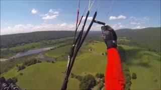 Paragliding - Mt Brace, NY - 16th & 17th of July