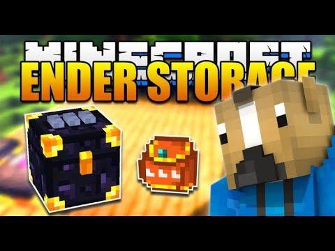 Ender Storage Mod 1.12.2 | Minecraft