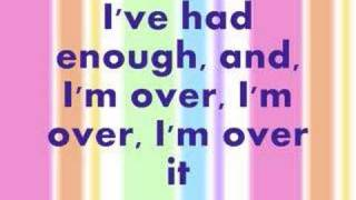 *Jordan Pruitt - Over It* Lyrics