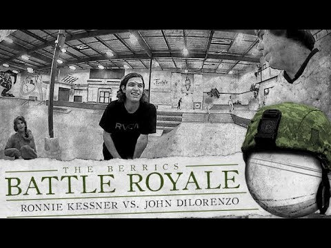 Ronnie Kessner & John Dilo - Battle Royale