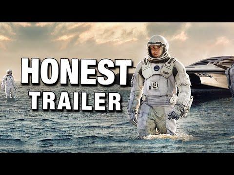 Upřímné trailery: Interstellar
