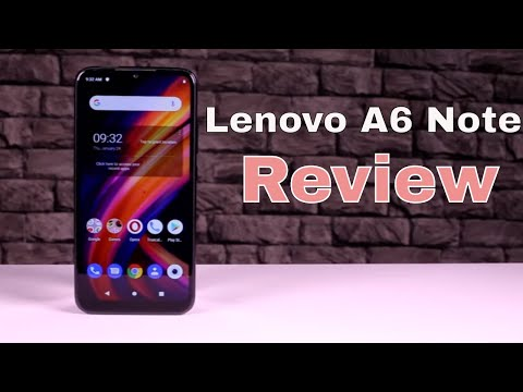 Lenovo A6 Note Review: Does it make any sense to buy this?