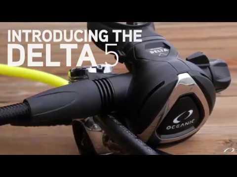 Delta 5 Regulator from Oceanic