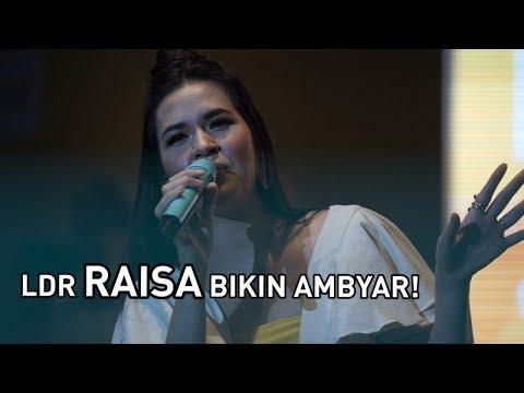 Bawakan Lagu LDR, Raisa Bikin Ambyar Penonton FPL 2019