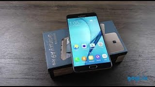 Samsung Galaxy A9 Pro review in 5 minutes