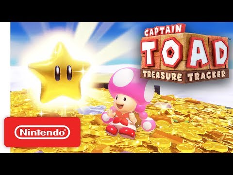 Captain Toad: Treasure Tracker – Official Accolades Trailer – Nintendo Switch