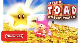 Captain Toad: Treasure Tracker - Official Accolades Trailer - Nintendo Switch - Video Youtube