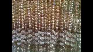 Crystal Beaded Curtains By Sunita Chabria