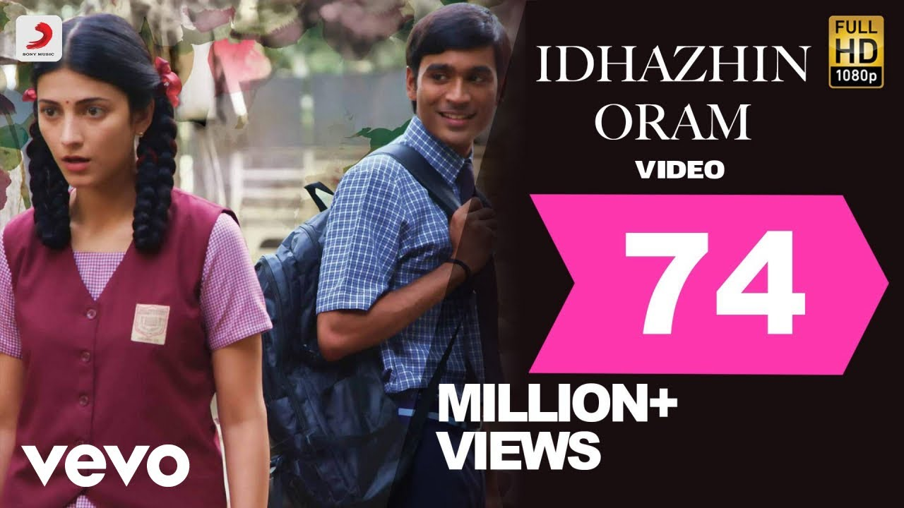 3 – Idhazhin Oram Songs Lyrics