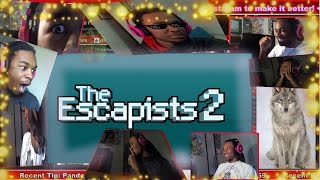 Kirshar reacts to The Escapists 2 reveal trailer