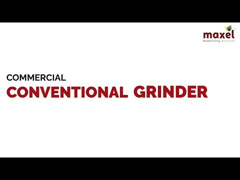 10 Lt Commercial Conventional Wet Grinder