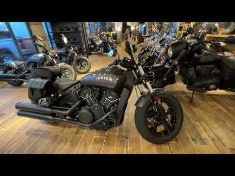2021 Indian Scout® Bobber Sixty ABS in Muskego, Wisconsin - Video 1