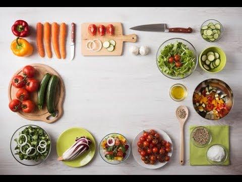 Салат из спаржи с морковью для похудения