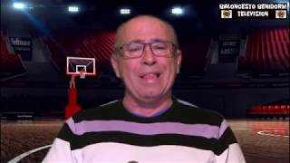 Ya puede ver el programa Tiro Libre del Club Baloncesto Benidorm del jueves 7 de marzo, con Rafa Lag