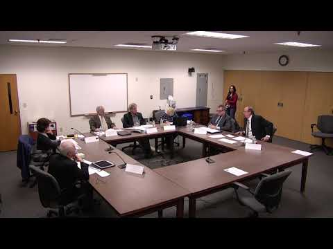 01.08.2019 - Police Commissioners Review Panel Meeting