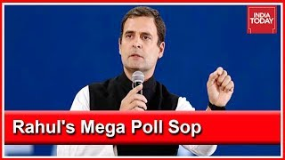 Rahul Gandhi's Minimum Income Promise; Gamechanger Or Poll Jumla? | To The Point
