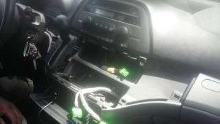 2007 Honda Odyssey $25 Aux Adapter Installation