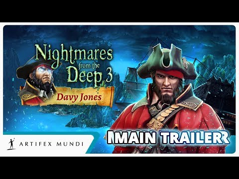 Nightmares from the Deep 3: Davy Jones Official Trailer thumbnail
